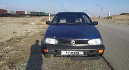 Volkswagen Golf 1993 года за 750 000 тг. в Алматы – фото 4