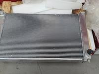 Алюминиевый радиатор Audi A4, S4, B5, 2.7 biturbo за 95 000 тг. в Алматы
