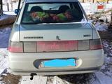 ВАЗ (Lada) 2110 (седан) 2006 года за 600 000 тг. в Актобе – фото 3