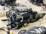 Контрактный двигатель Mercedes m112 двигатель обьем 2.4 Из Швейцарии за 250 000 тг. в Нур-Султан (Астана) – фото 4