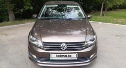 Volkswagen Polo 2016 года за 5 200 000 тг. в Нур-Султан (Астана)