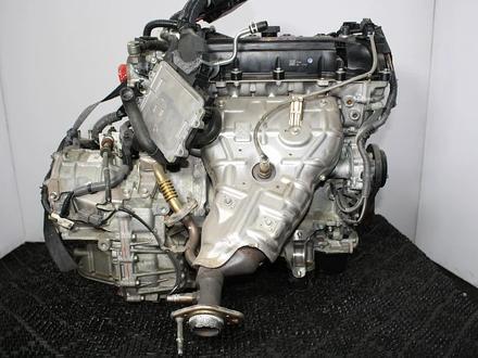 Двигатель MAZDA P3-VPS Контрактная  Доставка ТК, Гарантия за 176 700 тг. в Новосибирск – фото 3