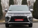 Mitsubishi Outlander 2017 года за 9 850 000 тг. в Алматы – фото 3
