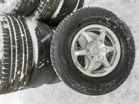 Диски алюминиевые Mitsubishi Pajero III r16 за 85 000 тг. в Семей