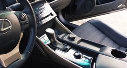 Lexus IS 250 2014 года за 9 500 000 тг. в Тараз – фото 3