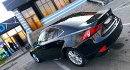 Lexus IS 250 2014 года за 9 500 000 тг. в Тараз – фото 5