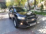 Chevrolet Captiva 2013 года за 7 100 000 тг. в Шымкент