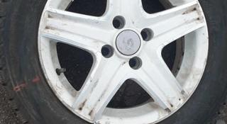 Зимние шины с дисками за 100 000 тг. в Караганда