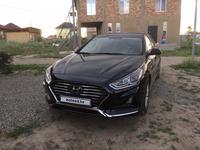 Hyundai Sonata 2019 года за 7 500 000 тг. в Алматы