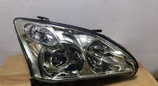 Фара правая Lexus RX 330 Rx 350 ксенон адаптив Afs за 100 000 тг. в Нур-Султан (Астана)