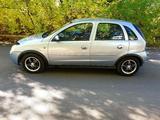 Opel Corsa 2004 года за 1 400 000 тг. в Петропавловск – фото 2