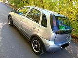 Opel Corsa 2004 года за 1 400 000 тг. в Петропавловск – фото 3