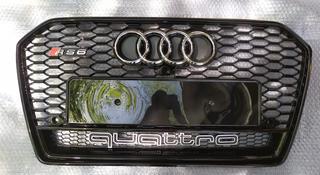 Решётка радиатора на Audi a6 c7 за 190 000 тг. в Алматы