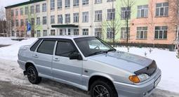 ВАЗ (Lada) 2115 (седан) 2007 года за 900 000 тг. в Петропавловск – фото 4
