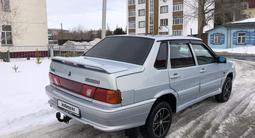 ВАЗ (Lada) 2115 (седан) 2007 года за 900 000 тг. в Петропавловск – фото 5