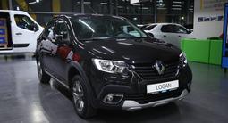 Renault Logan Stepway Drive 2020 года за 7 600 000 тг. в Алматы