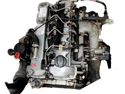 Двигатель 664 сангйонг Актион 2.0 euro3 за 340 000 тг. в Алматы – фото 2
