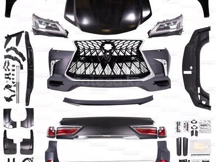 Рестайлинг Lexus lx570 2009-2015год под Lx 570 2020 с обвесом… за 1 200 000 тг. в Усть-Каменогорск