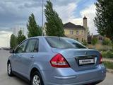 Nissan Tiida 2010 года за 4 500 000 тг. в Караганда – фото 3