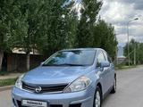 Nissan Tiida 2010 года за 4 500 000 тг. в Караганда – фото 4