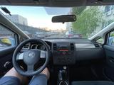 Nissan Tiida 2010 года за 4 500 000 тг. в Караганда – фото 5