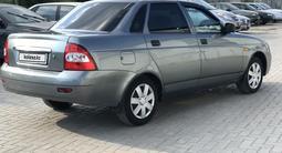 ВАЗ (Lada) Priora 2170 (седан) 2007 года за 1 200 000 тг. в Уральск – фото 4