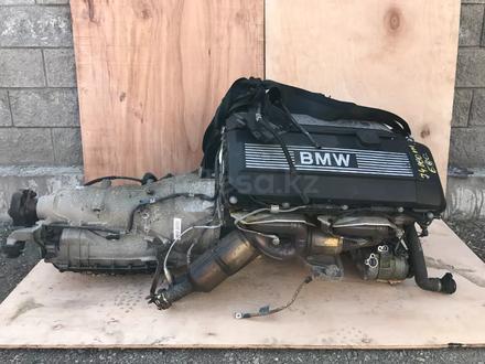 Двигатель M54, м54 на BMW 530, E60, е60 в Алматы