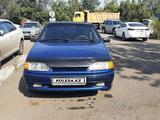 ВАЗ (Lada) 2114 (хэтчбек) 2007 года за 950 000 тг. в Караганда