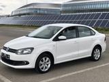 Volkswagen Polo 2013 года за 3 900 000 тг. в Нур-Султан (Астана)