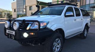 Toyota Hilux 2012 года за 12 000 000 тг. в Алматы