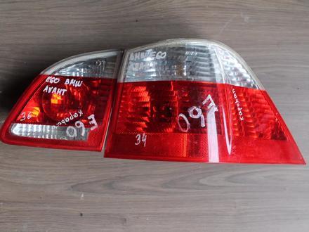 Задние фонари на БМВ Е 60 за 45 000 тг. в Караганда – фото 2