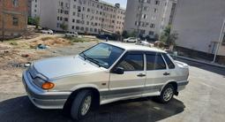 ВАЗ (Lada) 2115 (седан) 2007 года за 900 000 тг. в Шымкент – фото 2
