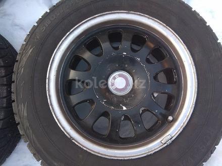 Оригинальные легкосплавные диски 31 стиль на BMW 5 E39 (Германия R1 за 130 000 тг. в Нур-Султан (Астана) – фото 14