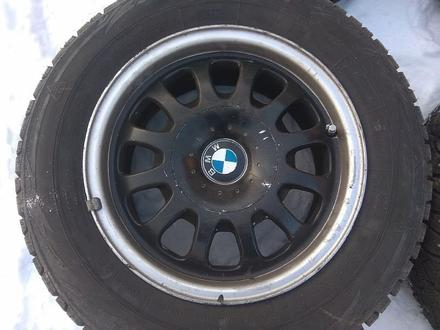 Оригинальные легкосплавные диски 31 стиль на BMW 5 E39 (Германия R1 за 130 000 тг. в Нур-Султан (Астана) – фото 15