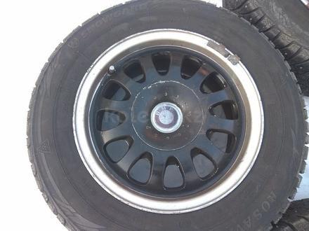 Оригинальные легкосплавные диски 31 стиль на BMW 5 E39 (Германия R1 за 130 000 тг. в Нур-Султан (Астана) – фото 16
