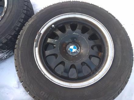 Оригинальные легкосплавные диски 31 стиль на BMW 5 E39 (Германия R1 за 130 000 тг. в Нур-Султан (Астана) – фото 17