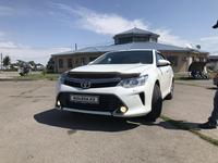 Toyota Camry 2017 года за 11 000 000 тг. в Алматы