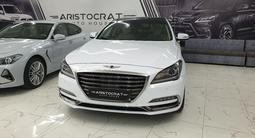 Genesis G80 2018 года за 12 500 000 тг. в Алматы