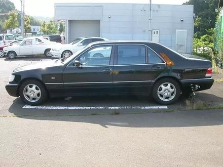 Mercedes-Benz S 260 1997 года за 5 800 000 тг. в Владивосток – фото 5