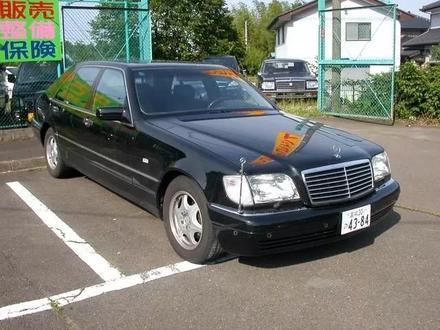 Mercedes-Benz S 260 1997 года за 5 800 000 тг. в Владивосток – фото 7