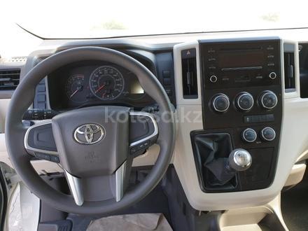 Toyota HiAce 2020 года за 24 400 000 тг. в Шымкент – фото 9