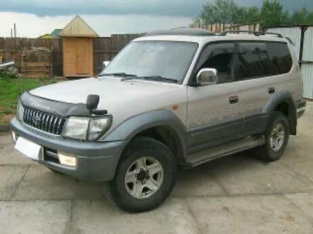 Toyota Land Cruiser Prado 1998 года за 17 700 тг. в Алматы