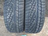 Резина б у 225*55*16 Pirelli (M + S), 2 шт., б у из Европы. за 30 000 тг. в Караганда