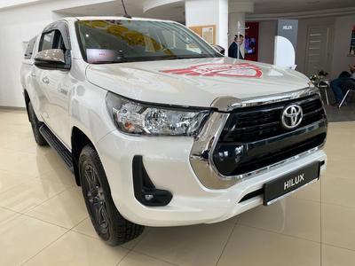 Toyota Hilux Elegance 2021 года за 21 350 000 тг. в Караганда