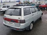ВАЗ (Lada) 2111 (универсал) 2000 года за 670 000 тг. в Костанай – фото 4