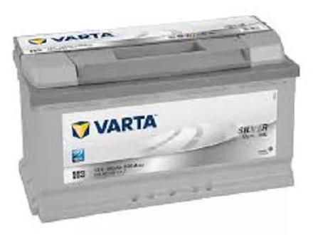 Аккумулятор Bosch Varta 100 AH 2 года гарантии за 53 000 тг. в Алматы