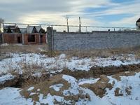Земельный участок с недостроенным домом в Капшагай