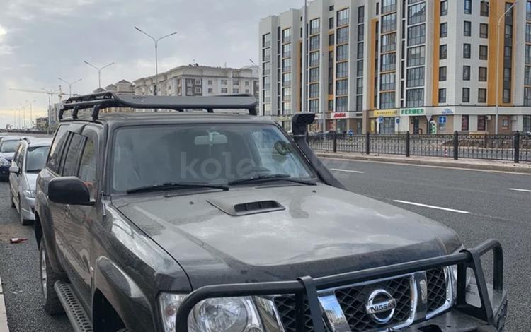 Nissan Patrol 2007 года за 9 100 000 тг. в Нур-Султан (Астана)