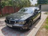 BMW 740 2008 года за 5 500 000 тг. в Алматы