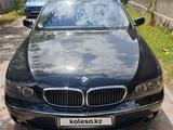 BMW 740 2008 года за 5 500 000 тг. в Алматы – фото 3